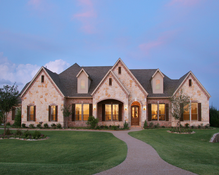 Paul taylor homes dallas fort worth texas find a home Indiana home builders on your lot