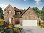 Front Elevation Plan 2874