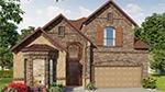Front Elevation Plan  3489