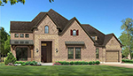 Front Elevation Plan 3529
